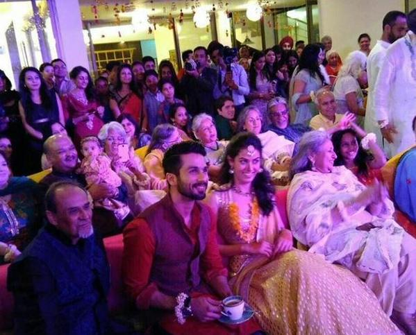 Shahid-Kapoor-And-Mira-Rajput-At-Their-Sangeet-Ceremony