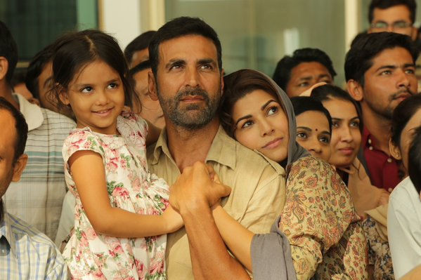 Airlift overseas Box Office Collection