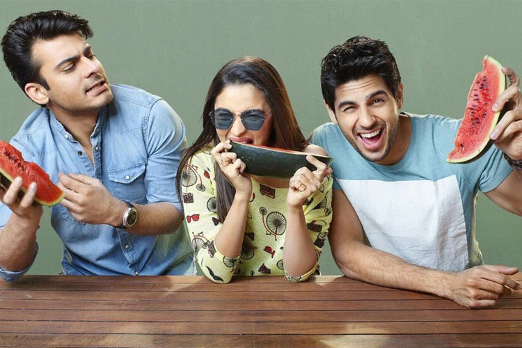 Kapoor and Sons 1st day box office collection
