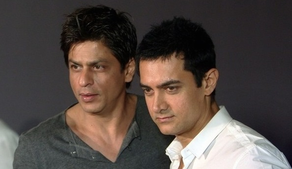 SRK and Aamir