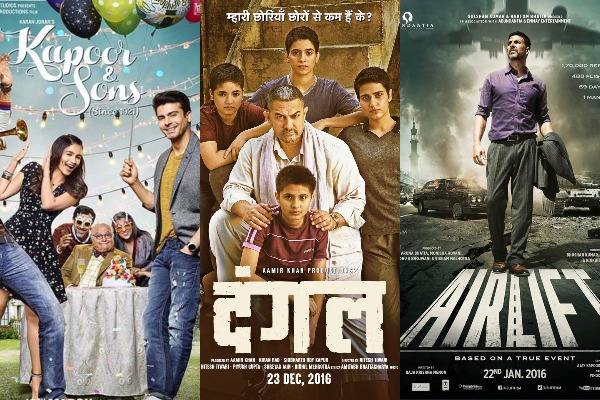 Top 10 Best Bollywood Films of 2016