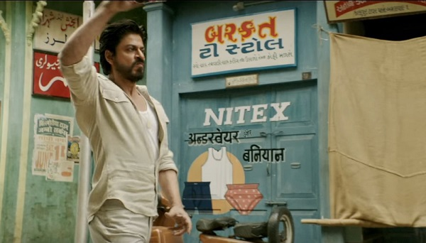 Raees Day 1 Box Office Collection