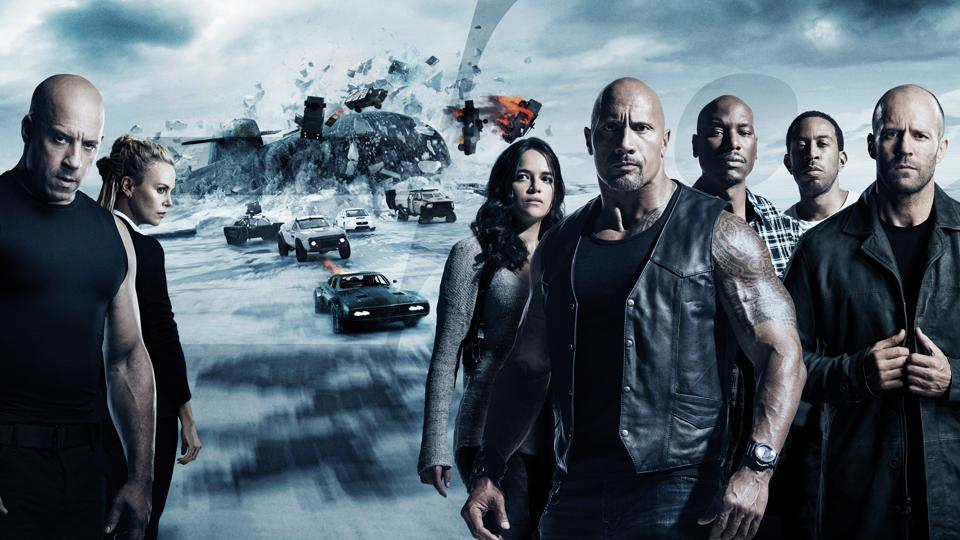 Fast and Furious 8 1st Day Box Office Collection