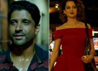 Simran and Lucknow Central 2nd Day Box Office Collection