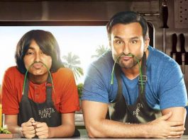 Box Office Predictions for Chef
