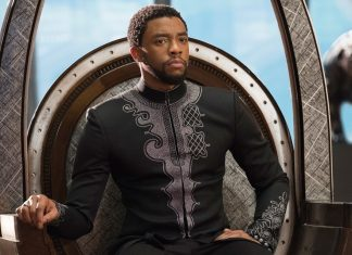 Black Panther Monday Box Office Collection