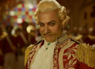 Thugs Of Hindostan 2nd Day Box Office Collection