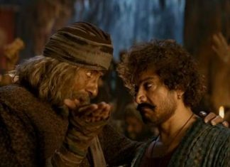 Thugs Of Hindostan 1st Day Box Office Collection