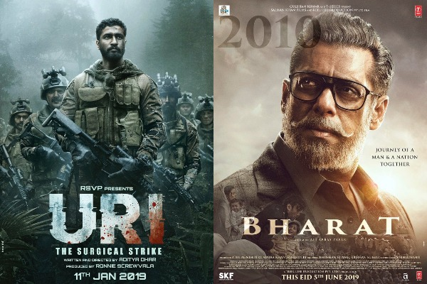Bollywood Highest Grossing Movies of 2019